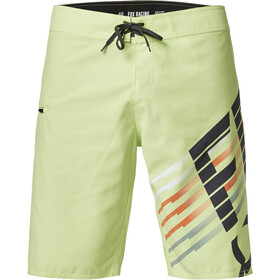 "Fox Lightspeed 21"" Boardshorts Herren lime"